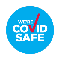 We're a COVID safe venue