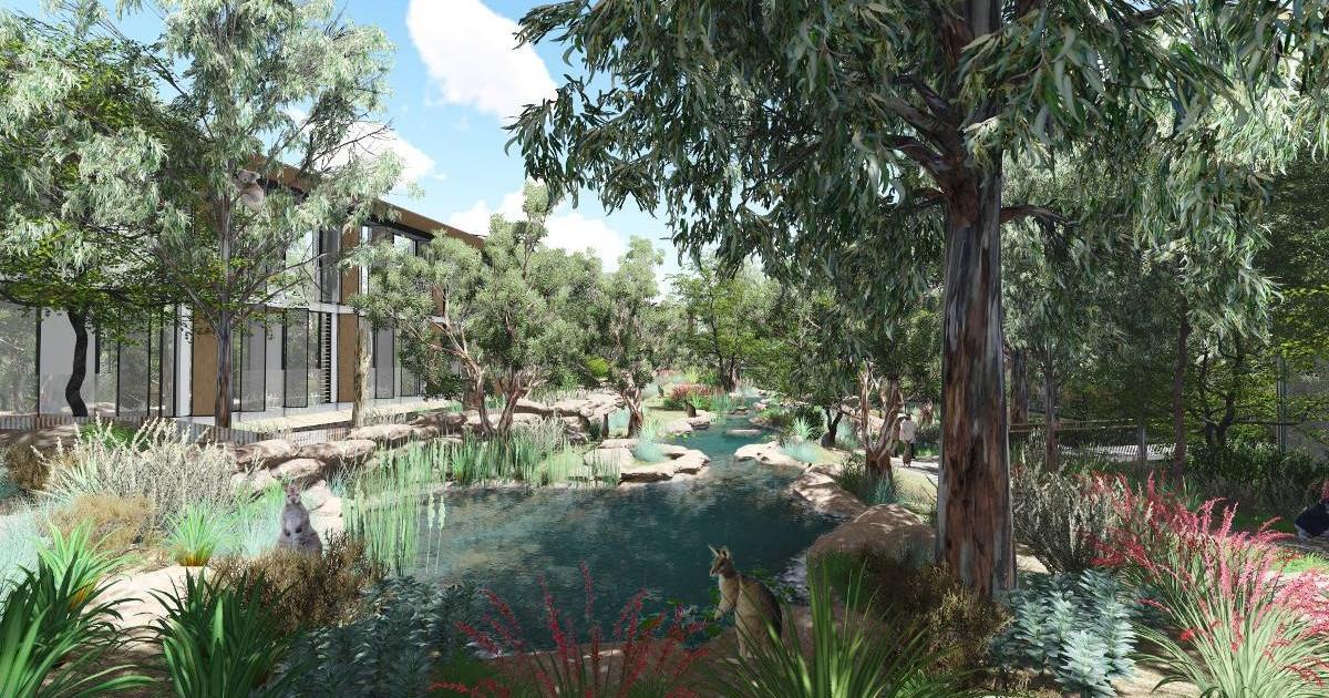 Building a better zoo: Taronga's new Wildlife Retreat ...